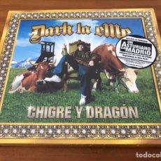 CDs de Música: DARK LA EME - CHIGRE Y DRAGON (CD PRECINTADO). Lote 95642535