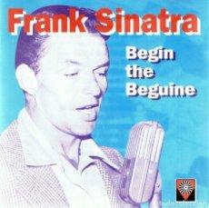 CDs de Música: CD FRANK SINATRA ¨BEGIN THE BEGUINE¨. Lote 95695739