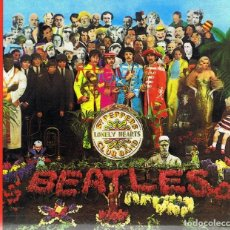 CDs de Música: CD THE BEATLES ¨SGT. PEPPER´S LONELY HEARTS CLUB BAND¨. Lote 95698491