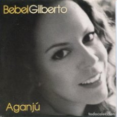 CDs de Música: BEBEL GILBERTO / AGANJU / WINTER (CD SINGLE CARTON 2004). Lote 95701083