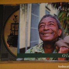 CDs de Música: LÁZARO ROS, OLORÚN, 1994 CD, ERCOM. Lote 95706195