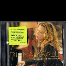 CDs de Música: CD DIANA KRALL - THE GIRL IN THE OTHER ROOM.. Lote 95708487