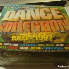 CDs de Música: RAR BOX. DANCE COLLECTION. 5 CD'S. 1993-1997. BIT MUSIC. Lote 95718851