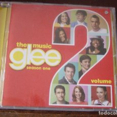 CDs de Música: THE MUSIC GLEE. SEASON ONE. VOLUME 2. CD TWENTIETH CENTURY FOX 2009. EDICION EXTRANJERA. Lote 95722775