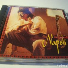 CDs de Música: RAR CD. FRANCESCO NAPOLI. ARRIVA. MADE IN SPAIN. BOY RECORDS.. Lote 95734011