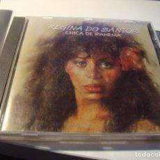 CDs de Música: RAR CD. REGINA DO SANTOS. CHICA DE IPANEMA. Lote 95734756