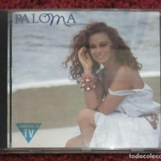 CDs de Música: PALOMA SAN BASILIO (MEDITERRANEA) CD 1992. Lote 95744723