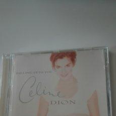 CDs de Música: CELINE DION . FALLING INTO YOU. Lote 95768819