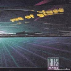 CDs de Música: GILES REAVES,SEA OF GLAS EDICION USA DEL 92. Lote 95789663