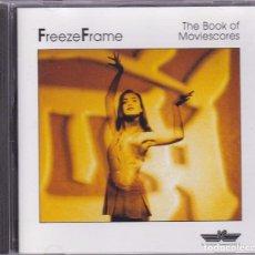 CDs de Música: THE BOOK OF MOVIESCORES,FREEZE FRAME EDICION ALEMANA DEL 91. Lote 95794223