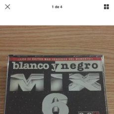 CDs de Música: CD BLANCO Y NEGRO MIX 6 DANCE TECHNO HOUSE. Lote 95796263