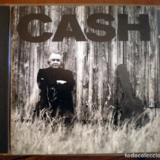 CDs de Música: JOHNNY CASH – UNCHAINED CD 1996. Lote 95809271