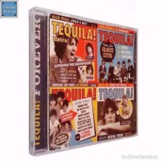 CDs de Música: TEQUILA FOREVER / CD / ZAFIRO BMG 1999. Lote 95812007