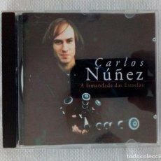 CDs de Música: CD CARLOS NUÑEZ - A IRMANDADE DAS ESTRELAS.. Lote 95813027