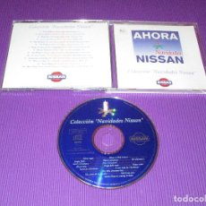 CDs de Música: COLECCION NAVIDADES NISSAN - CD - PROMOCIONAL - LOUIS ARMSTRONG - THE PLATTERS - NAT KING COLE .... Lote 95829559
