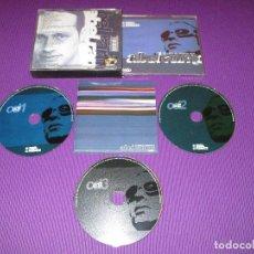 CDs de Música: 10 AÑOS DE MUSICA CON ABEL RAMOS ( VOL. 2 ) - 3 CD - MDCD022 - TRIBAL CHURCH - SUBE - RELAX .... Lote 95831919
