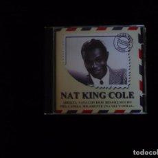 CDs de Música: NAT KING COLE, ADELITA, VAYA CON DIOS, BESAME MUCHO, PIEL CANELA Y OTRAS - CD COMO NUEVO. Lote 95835271