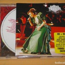 CDs de Música: ROCÍO DURCAL, EL CONCIERTO... EN VIVO, CD + DVD, JUAN GABRIEL ENRIQUE GUZMÁN, AÑO 2005, ERCOM. Lote 95837259