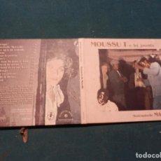 CDs de Música: MOUSSU T E LEI JOVENTS - MADEMOISELLE MARSEILLE - CD DIGIPACK 14 TEMAS (FOLK OCCITANO). Lote 95863751