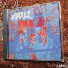 CDs de Música: BANDULU-CD- TITULO GUIFANCE- CON 9 TEMAS- ORIGINAL DEL 93- MADE IN ENGLAND - NUEVO TOTALMENTE. Lote 95882051