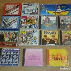 CDs de Música: THE BEATLES, GRAN LOTE DISCOS 19 CD,S EN PERFECTO ESTADO, DE COLECCION PRIVADA. ENVIO GRATIS.. Lote 95889319