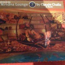 CDs de Música: CLAUDE CHALLE NIRVANA LOUNGE. Lote 95901035