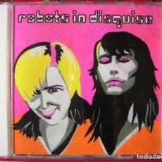 CDs de Música: ROBOTS IN DISGUISE...PEDIDO MINIMO 5€. Lote 95901379