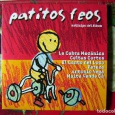 CDs de Música: PATITOS FEOS...CD SINGLE PROMO 6 TEMAS...PEDIDO MINIMO 5€. Lote 95902563