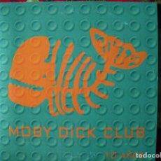 CDs de Música: MOBY DICK CLUB.10 AÑOS...PROMO 23 TEMAS...PEDIDO MINIMO 5€. Lote 95902811