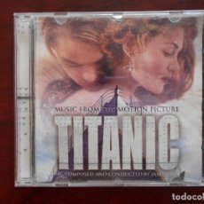 CDs de Música: CD TITANIC - MUSIC FROM THE MOTION PICTURE (2U). Lote 95931379
