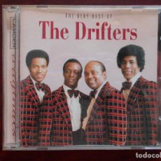 CDs de Música: CD THE VERY BEST OF THE DRIFTERS (2V). Lote 95931911