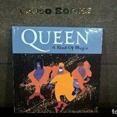 CDs de Música: QUEEN A KIND OG MAGIC, LIBRO + CD. Lote 95932607