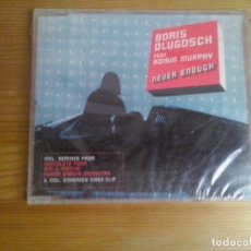 CDs de Musique: CD MÚSICA: BORIS DLUGOSCH FEAT: ROISIN MURPHY - NEVER ENOUGH (ABLN). Lote 95976315
