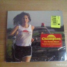 CDs de Música: CD MÚSICA: CHAMPION - THE REMIX ALBUM (ABLN). Lote 95976959