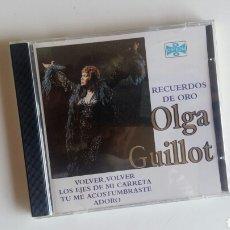 CDs de Música: (SEVILLA) CD OLGA GUILLOT. EN CONCIERTO. RECUERDOS DE ORO. Lote 95986571