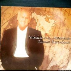 CDs de Música: DANIEL BARENBIM - MÚSICA DE LAS AMÉRICAS (CAJA 3 CDS). Lote 96023519
