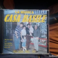 CDs de Música: CASA BASILE CD DECADA 90 MUNDIAL SABINA DIEGO TORRES SERRAT ARJONA GILDA JULIO IGLESIAS CHAYANNE . Lote 96024027