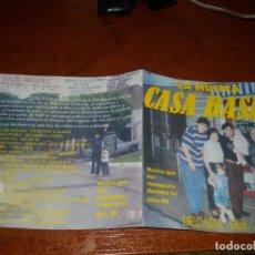 CDs de Música: CASA BASILE CD DECADA 90 MUNDIAL JULIO IGLESIAS CAMILO SESTO LUCIANO PEREYRA GILDA SODA STERE. Lote 96024623