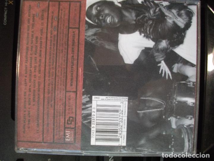 CDs de Música: Dangelo voodoo cd ALBUM EMI EU pepeto - Foto 3 - 96035535