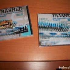 CDs de Música: VANGELIS - TRASHED CD BANDA SONORA DEL DOCUMENTAL DE 2012. NUEVO 2017. Lote 194233773