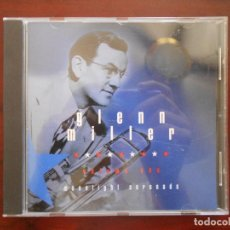 CDs de Música: CD GLENN MILLER - VOLUME ONE - MOONLIGHT SERENADE (2V). Lote 96058051