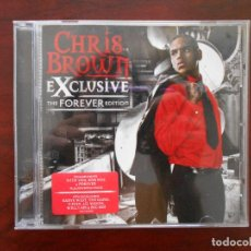 CDs de Música: CD CHRIS BROWN - EXCLUSIVE - THE FOREVER EDITION (2W). Lote 96093371