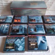 CDs de Música: WAGNER. BAYREUTHER FESTSPIELE. 32 CD. BAYREUTH. Lote 96129631