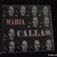 CDs de Música: MARIA CALLAS. THE MAGIC COLLECTION. CD EDICION HOLANDESA. Lote 96133619