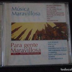 CDs de Música: MUSICA MARAVILLOSA PARA GENTE MARAVILLOSA. VOL. 7. NUEVA RECOPILACION. CD HORUS 1997. Lote 96133943