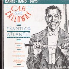 CDs de Música: CD CAB AND ORCHESTRA CALLOWAY . Lote 96142439
