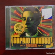 CDs de Música: CD SERGIO MENDES - TIMELESS (2X). Lote 96147779