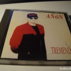 CDs de Música: RAR CD. AÑÓN. TREMENDO. 1992. MADE IN SPAIN. Lote 96200803