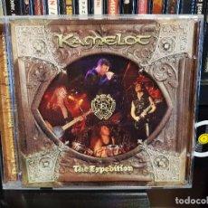 CDs de Música: KAMELOT - THE EXPEDITION. Lote 96209787