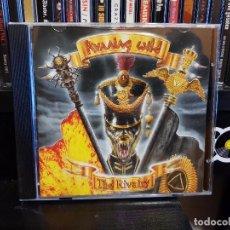 CDs de Música: RUNNING WILD - THE RIVALRY. Lote 96209871